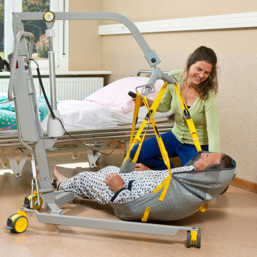 SureHands - Mobile lift 1630 A budget friendly solution for home care