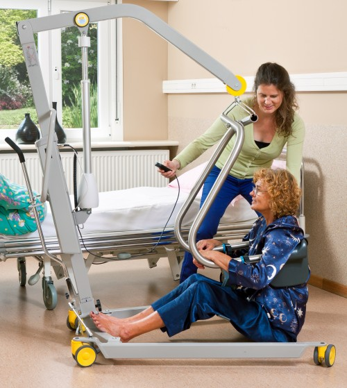 SureHands - SureHands® Body Support , Mobile lift 1640