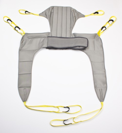 SureHands - Hygiene sling , Hygiene sling with head support