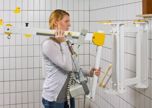 SureHands -  - Economical and multi functional - Wall-to-Wall™ lift systems