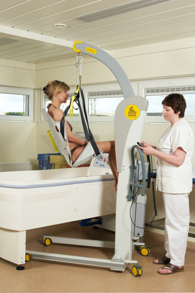 Handi-Move  - Mobile lift 2600 (Victor) , Seat sling PVC