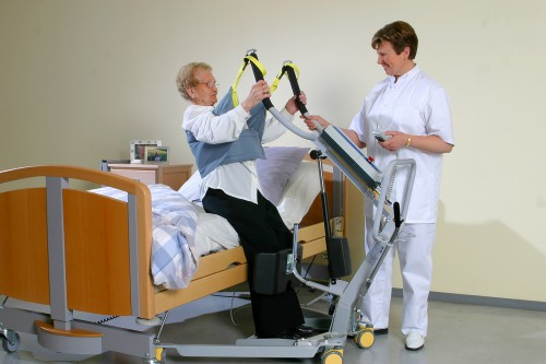 Handi-Move  - Stand-Assist , Active sling, Mobile lifts