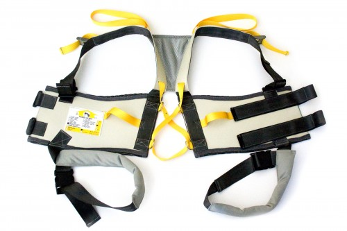 Walking harness, Slings