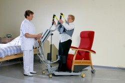 Handi-Move  - Stand-Assist , Active sling