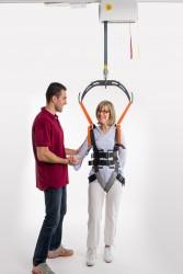Ceiling motor , Walking harness