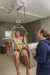 Ceiling motor , Combi spreader bar , Digital scale , Bathing sling